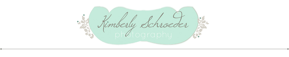 Kimberly Schroeder Photography/ St. Peter, MN Photographer- Birth, Maternity, Newborn, Children and Family logo